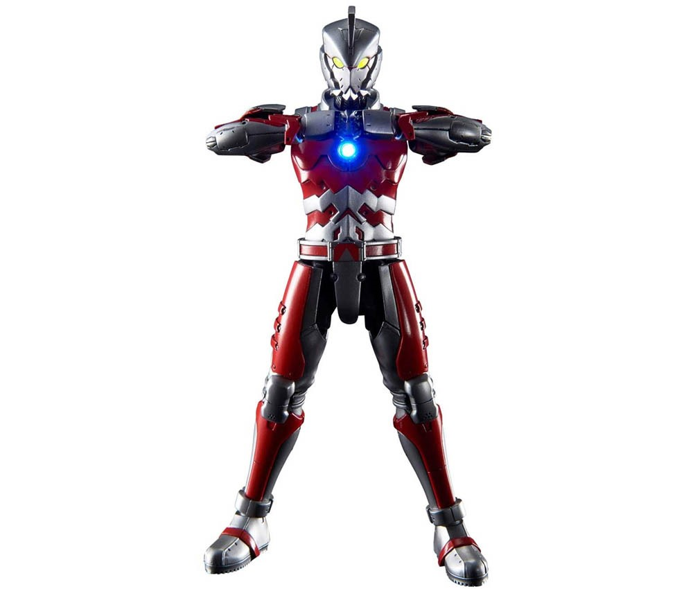 【バンダイ】 1/12 ULTRAMAN  SUIT A