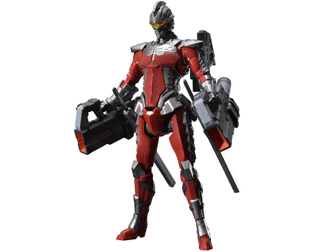 【バンダイ】 1/12 ULTRAMAN SUIT Ver7.3(FULLY ARMED)