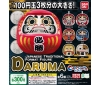 【バンダイ】300円カプセルJAPANESE TRADITIONAL FORMAT FIGURE DARUMA
