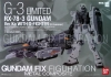 初回限定!【バンダイ】GUNDAM FIX FIGURATION METAL COMPOSITE LIMITED RX-78-3 GUNDAM Ver.Ka WITH G-FIGHTER[G-3 version]